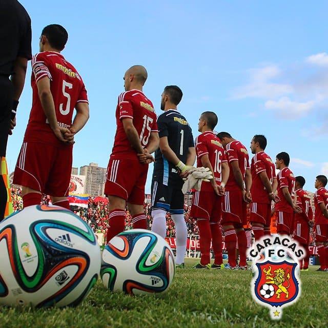 Caracas Fútbol Club Filial